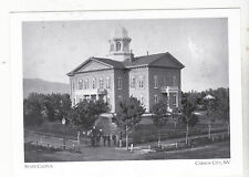 "*Postcard-""The State Capital"" -1871-  ...Carson City, Nevada (#91)"