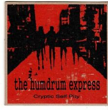 (FI775) Cryptic Self Pity, The Hundrum Express - 2014 DJ CD