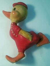 VTG  RARE Rempel 1956 Rubber Duck Toy Collectible