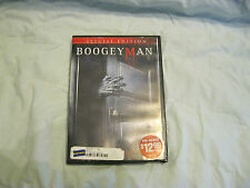 The Boogeyman (DVD, 2005, Special Edition) Movie PG-13 Horror Free Shipping