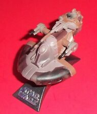 STAR WARS TITANIUM - LOOSE - BROWN TRADE FEDERATION AAT - 2007