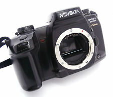 Black Minolta Dynax 600si Classic SLR Film Camera Body Only  Free UK P&P!!!