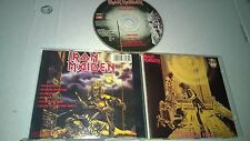 IRON MAIDEN running free / sanctuary CD the first 10 Years - UK (M / no I)