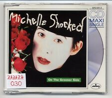 Michelle Shocked Maxi-CD On The Greener Side - German 3-track CD