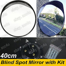 Home Driveway Car Park Alley Shop Security 40cm Convex Round Blind Spot Mirror