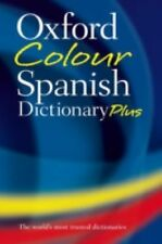 Oxford Color Spanish Dictionary Plus, Oxford Dictionaries, Good Book