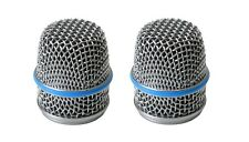 2 PCS RK320 Replacement Mic Grill for Shure Beta 56/Beta 57A