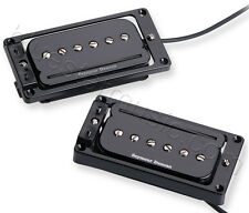 Seymour Duncan SHPR-1s P-Rails P-90/Humbucker Pickup Set w/Arched Triple Shots