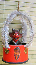 Beelzebub Krampus Devil ornament/Helloween - Germany