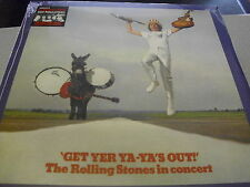 The Rolling Stones - Get Yer Ya-Ya´s Out! (In Concert) - LP Vinyl //// Neu &OVP