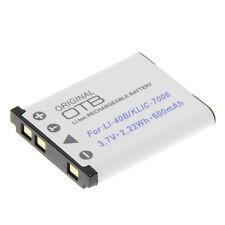 Akku für OLYMPUS SP-700 IR300 FE5500 D630 LI-40B LI-42B