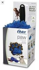 Kruuse Oster Paw Cleaner BNIP dog Clean Wet Microfibre