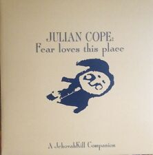 "JULIAN COPE FEAR LOVES THIS PLACE 7"" GATEFOLD RARE ORIGINAL 1992 ISLAND"