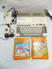 MSX HITACHI PERSONAL COMPUTER MB-H1 w/ ATHLETIC LAND & ANTARCTIC ADVENTURE