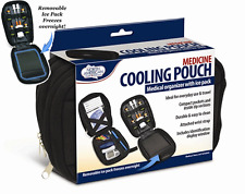 Medicine Cooling Pouch Diabetic Insulin Travel Cooler Case Pack Wallet Holder