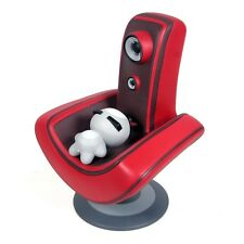 "Tokyoplastic 8.5"" Red Koguma Vinyl Figure in Chair MPHLABS NEW"