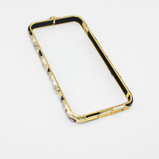 Exquisite Metal Frame Mobile Phone Case for iPhone 5 5s