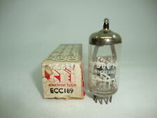 ECC189 TUBE. MIXED BRANDS. NOS / NIB. RCB147