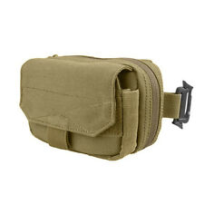 CONDOR MOLLE Modular Digi Gear Pouch Phone MP3 Camera ma66 - COYOTE TAN