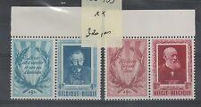 obp 898/99 - Letterkundige (tweeluik).