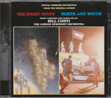 The Right Stuff / North and South - Bill Conti (CD, 2014 DSD Remaster, Japan)