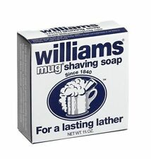Williams Mug Shaving Soap, For a Lather Shave - 1.75 oz
