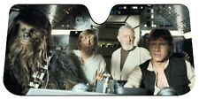 Automotive Star Wars Accordion Sunshade Car Truck SUV Sun Protection Accessory