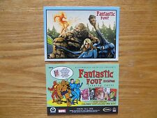 2006 SCIFI HOBBY THE FANTASTIC FOUR ARCHIVES PROMO CARD CP2 PHILLY SHOW