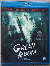 GREEN ROOM | BLU-RAY Edition FR