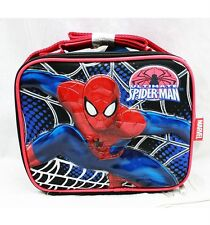 NWT Spiderman Insulated Lunch Box Bag Newest Style by Marvel Newest Style RUZ