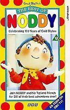 Noddy - The Best Of Noddy (VHS, 1997)