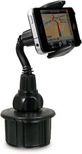 MACALLY mCUP BLACK CAR CUP HOLDER MOUNT FOR SAMSUNG GALAXY NOTE 3 2 MEGA 6.3 5.8