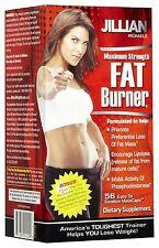 NEW Maximum Strength Fat Burner Jillian Michaels 56 capsule Expires 08/2017
