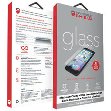 Genuine ZAGG INVISIBLESHIELD Vidrio Protector De Pantalla Para APPLE IPHONE 6 & 6s 4.7""