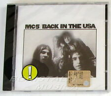 MC5 - BACK IN THE USA - CD Sigillato