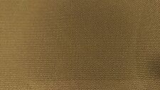 "Coyote Brown 400D Nylon Pack Cloth Coated Waterproof Dwr Outdoor Fabric 60""Wide"