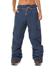 ROXY Kjersti Womens Snowboard Ski Pants Ladies Snow Salopettes Trousers 10K