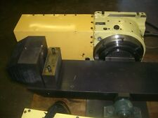 "USED NIKKEN CNC-321L 4TH AXIS ROTARY TABLE 12"" DIAMETER VERY CLEAN"