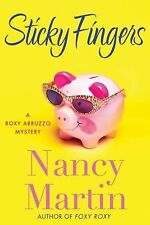 Sticky Fingers 2 by Nancy Martin (2012, Paperback)