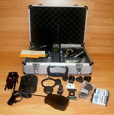 Motorola Iridium 9505 Series World Satellite Phone With Batteries Bundle *READ*