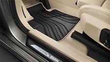 Original BMW hinten Allwetterfußmatten Gummimatten 2er Active Tourer F45 Modern