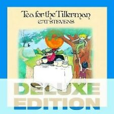 "CAT STEVENS ""TEA FOR THE TILLERMANN "" 2 CD NEU"