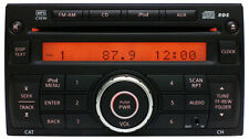 2012 2013 NISSAN VERSA OEM Factory Stereo AM FM RADIO Single CD MP3 Player AUX