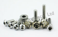 Suzuki SV650 Stainless Radiator Bolts Kit