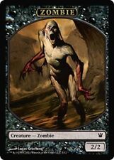 10x*Zombie Token*SAME ART*Innistrad*INN**Magic the Gathering MTG**FTG