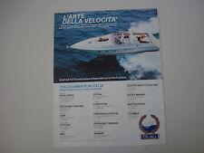 advertising Pubblicità 1983 SCAFI CANTIERI TULLIO ABBATE