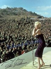 MARILYN MONROE in Korea, Korean War. 8X10 GLOSSY PHOTO  1950's Celebrity.  M39