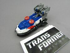 Transformers Universe STORM SURGE Movie Scout Class Cybertron Shortround Hasbro