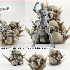 Tamashii Effect Exposion Gray ver. S.H.Figuarts Stand Bandai