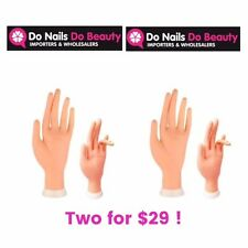 Training Hand Practice Hand For Sale Nail Beauty Training Courses Salon Supplies